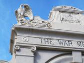 Il memoriale di guerra — Foto Stock