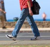 Walking legs — Stock Photo