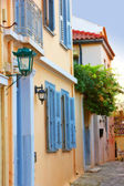 Houses in Old Athens — Stock Photo