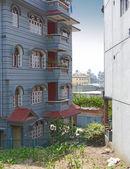 City life in Kathmandu, Nepal — Stock Photo