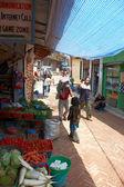 在加德满都,尼泊尔极品蔬菜 — 图库照片
