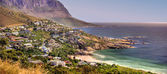 Camps Bay in South Africa — Stock Photo