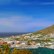 Stock Photo: Simon's Town in South Africa