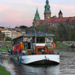 Stock Photo: Evening in Krakow