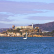 Alcatraz - The Rock - Stock Photo