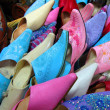 Photo of lady shoes for sale in Agadir, Morocco - Stock Photo