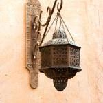 Arab lamp — Stock Photo #6551843