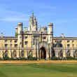 Royalty-Free Stock Photo: Cambridge University