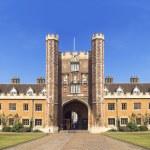 Cambridge University — Stock Photo