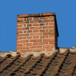 Stock Photo: Chimney