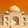 Taj Mahal — Stock Photo #6557117
