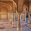 Stock Photo: Photo of old Muslim buildings in India