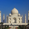 Taj Mahal — Stock Photo #6557797