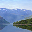 :A landscape photo from Norway — Stock Photo