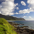 A photo of the northern part of Oahu — Stock Photo