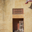 A photo of of architectural details from India — Stock Photo #6558175