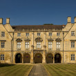 Cambridge University, England — Stock Photo #6558329