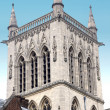 Tower at Cambridge University — Stock Photo