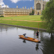 Cambridge University, England — Stock Photo #6558593