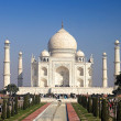 Taj Mahal, India — Stock Photo #6558677