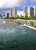 Honolulu — Stock Photo
