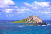 Hawaiian small island — Stock Photo