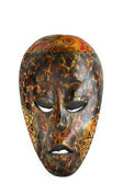African mask — Stock Photo