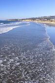 Californian beach — Stock Photo