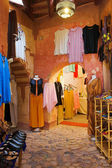 The Medina - traditional Arab shopping center — Foto de Stock