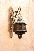 Arab lamp — Stock Photo