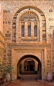 Arab architecture — Stock Photo