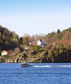 Norwegia — Zdjęcie stockowe