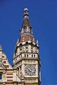 Tower at Cambridge University — Stock Photo
