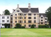 Masters' house, Cambridge University — Stock Photo