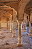 Photo of old Muslim buildings in India — Stock Photo