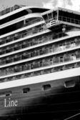 Crucero gran lujo — Foto de Stock