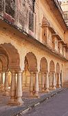 Indian palace — Stock Photo