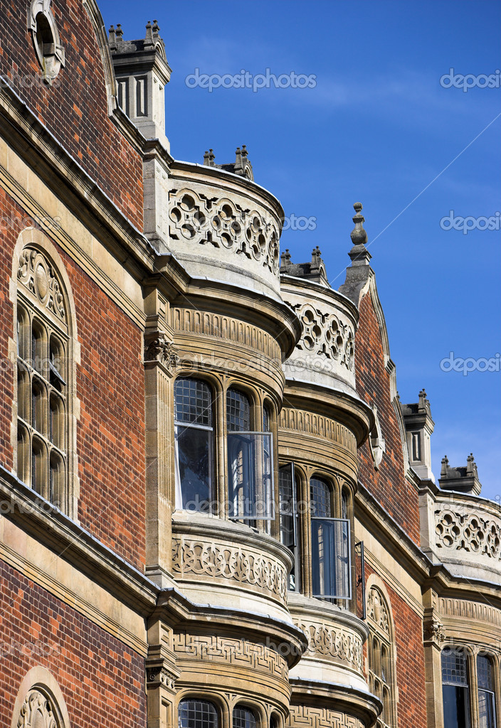 Cambridge University, England — Stock Photo #6558005