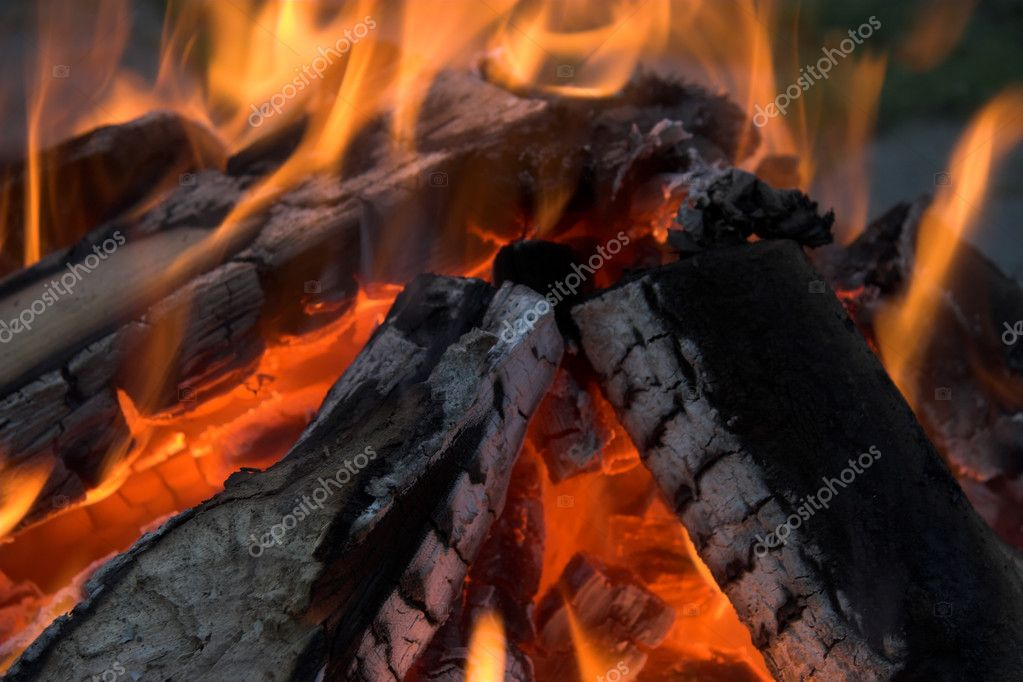 Fire!!! — Stock Photo #6558663