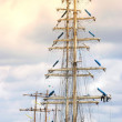 Постер, плакат: Tall sailing ship