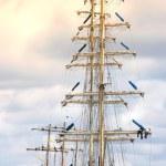������, ������: Tall sailing ship