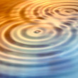 Rippled background - Stock Photo