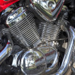 Stock Photo: Motor bike