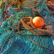 Colorful fishing gear — Stock Photo #6562170