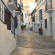 Stock Photo: Spanish village