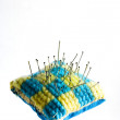 Stock Photo: Pincushion