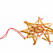 Stock Photo: Star of Bethlehem - xmas decor