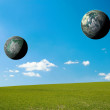 Fantasy planet — Stock Photo #6562736