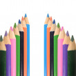 Stock Photo: Drawing pencils