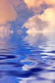 Sky and ocean — Photo